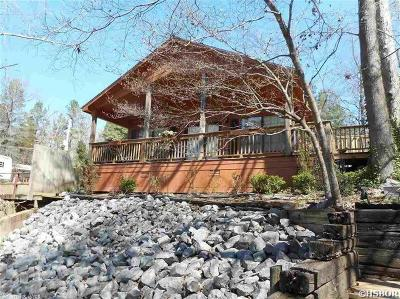 Hot Springs Single Family Home For Sale: 173 Barbary Rd #450