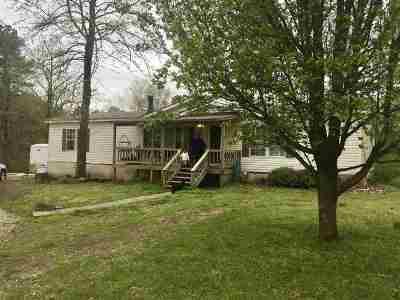 Bismarck, Fountain Lake, Glenwood, Hot Springs Village, Magnet Cove, Malvern Single Family Home For Sale: 35 Grant Farm Rd