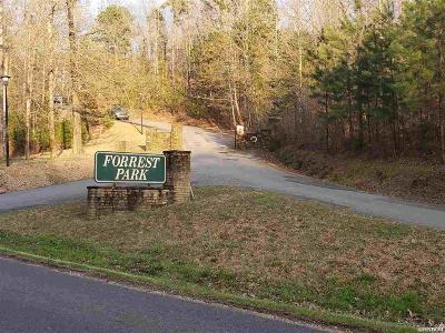 Hot Springs AR Residential Lots & Land For Sale: $22,500