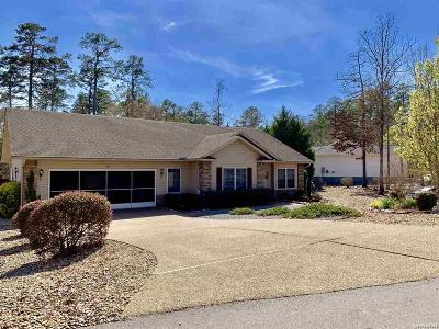 Hot Springs Village Single Family Home For Sale: 15 Atrayente Ln