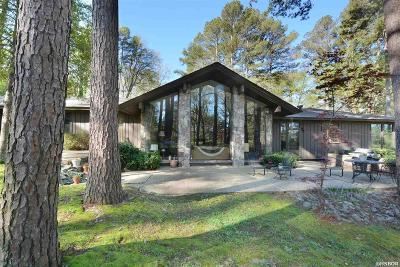 Hot Springs Single Family Home Active - Contingent: 203 Deanwood Terr