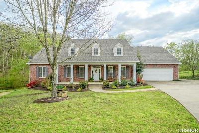 Hot Springs Single Family Home For Sale: 102 Moss Meadow Ct