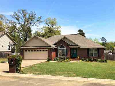 Garland County Single Family Home For Sale: 108 Golden Eye Ct