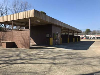 Garland County Commercial For Sale: 103 Lowery St