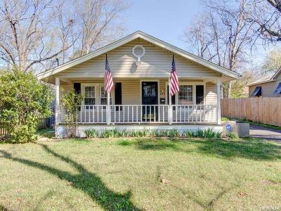 Hot Springs Single Family Home Active - Contingent: 423 Trivista Left
