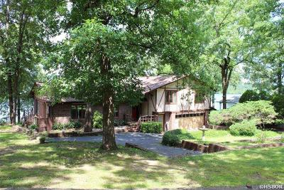Hot Springs AR Single Family Home For Sale: $729,000