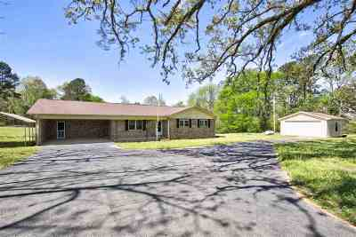 Malvern Single Family Home For Sale: 12249 Hwy 9