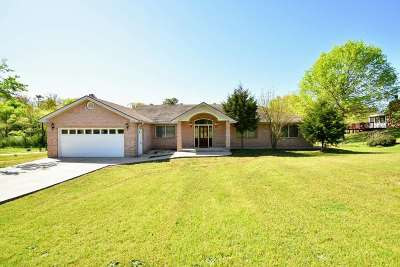 Hot Springs Single Family Home For Sale: 213 Ranchester Terr