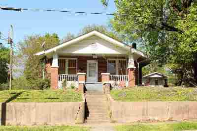 Garland County Single Family Home For Sale: 708 Sixth St