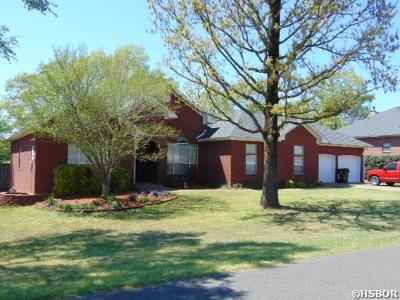 Garland County Single Family Home For Sale: 214 Cliffwood Lp