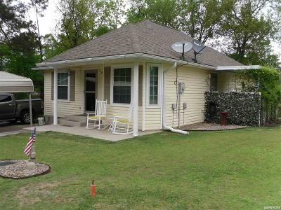 Hot Springs AR Single Family Home Active - Price Change: $123,900