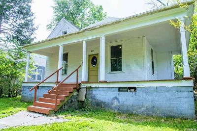 Hot Springs AR Single Family Home For Sale: $69,000