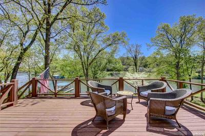 Hot Springs, Hot Springs Village, Malvern, Pearcy, Royal, Benton Single Family Home For Sale: 214 Morphew Rd