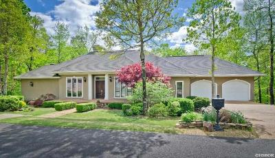 Hot Springs AR Single Family Home For Sale: $314,900