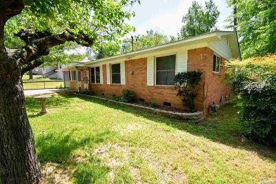 Garland County Single Family Home For Sale: 505 Jerome