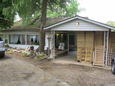 Single Family Home Active - Contingent: 535 Burchwood Bay Road