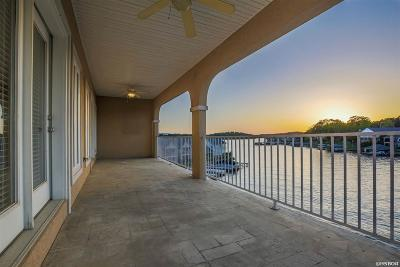 Garland County Condo/Townhouse For Sale: 156 A Villa Pointe #A