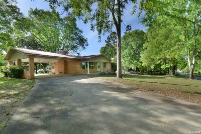 Hot Springs Single Family Home For Sale: 490 Long Beach Dr