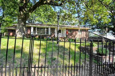 Hot Springs Single Family Home For Sale: 555 Summer St