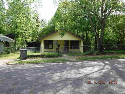 Hot Springs Single Family Home For Sale: 427 Bower