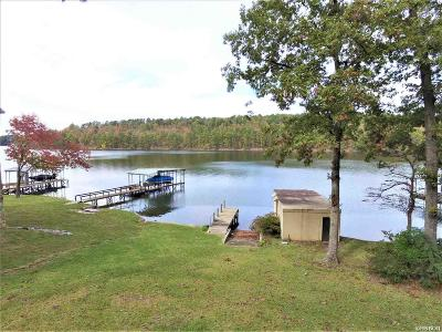 Hot Springs Single Family Home For Sale: 848 Arkridge Cir