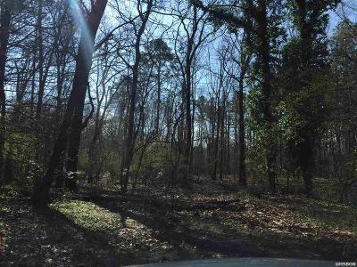 Hot Springs AR Residential Lots & Land For Sale: $36,000