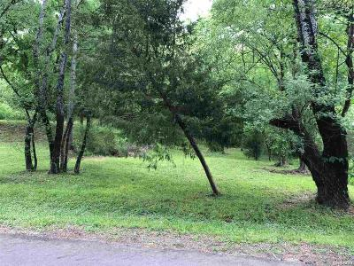 Hot Springs AR Residential Lots & Land For Sale: $9,500