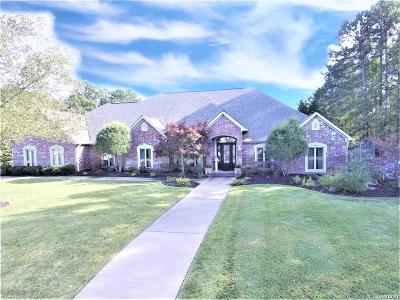 Hot Springs AR Single Family Home For Sale: $569,000