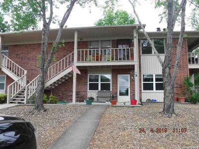 Hot Springs Condo/Townhouse For Sale: 220 Cooper #D3