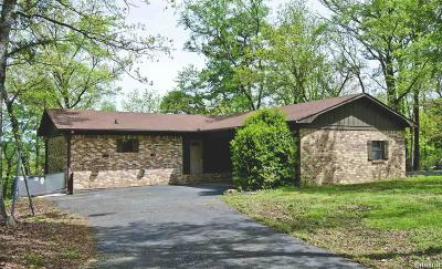 Single Family Home For Sale: 132 Lazy Ln