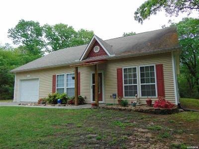 Single Family Home For Sale: 640 Stover