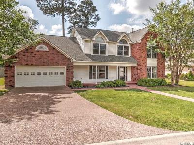 Single Family Home For Sale: 106 Timber Rabbit Ridge
