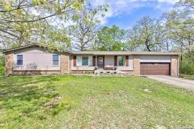 Pearcy Single Family Home Active - Contingent: 129 Compadre Dr