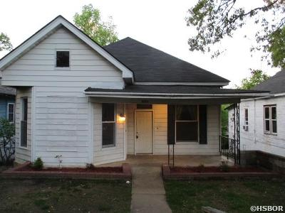 Hot Springs Single Family Home For Sale: 120 Garland Ave