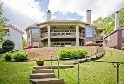 Hot Springs AR Single Family Home Active - Contingent: $819,500
