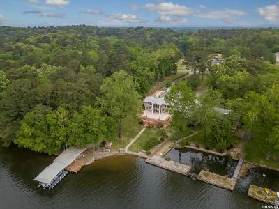 Garland County Single Family Home For Sale: 116 Paradise Pt
