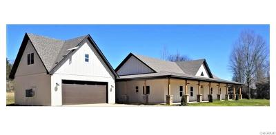 Alexander Single Family Home For Sale: 1312 Annie Brown Rd