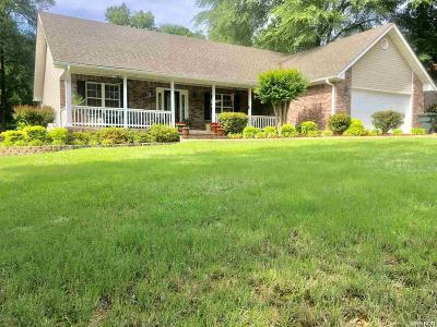 Garland County Single Family Home Active - Contingent: 120 White Eagle Trl
