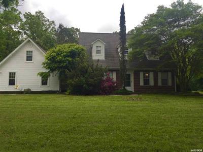 Glenwood Single Family Home For Sale: 99 Crews