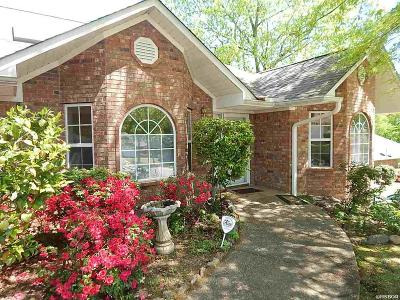 Garland County Single Family Home Active - Contingent: 131 Forest View Cir