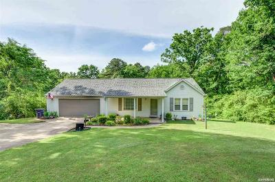 Hot Springs Single Family Home Active - Contingent: 1295 Lakeshore Dr