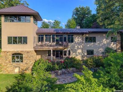 Hot Springs Single Family Home For Sale: 105 Robertsridge