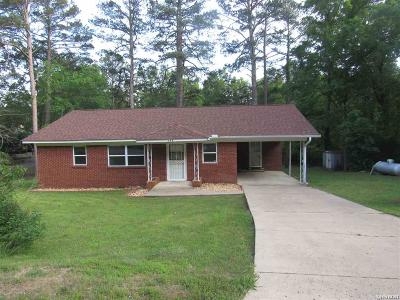Hot Springs Single Family Home For Sale: 170 Warpath