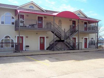 Garland County Condo/Townhouse For Sale: 150 Peters Pt #V-4