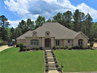 Hot Springs Single Family Home For Sale: 213 Glenmere