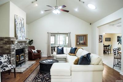 Single Family Home For Sale: 2876 Marion Anderson Rd