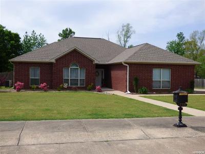 Single Family Home For Sale: 158 Mapleleaf Cir