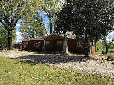 Bismarck Single Family Home For Sale: 18573 Highway 84