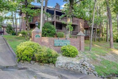 Hot Springs Condo/Townhouse For Sale: 715 Weston Rd #A1