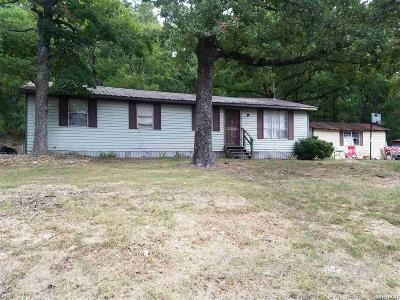 Single Family Home For Sale: 7108 Albert Pike
